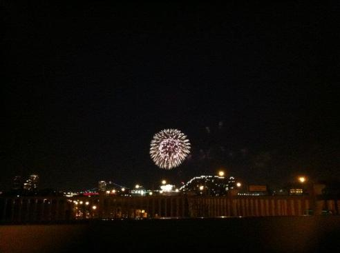 Philly Fireworks