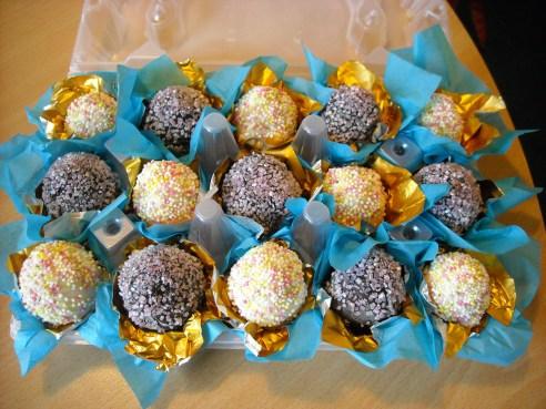 chcolate easter eggs