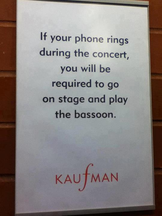 funny cell phone message
