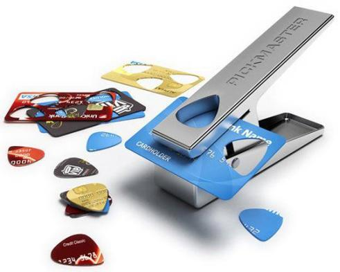 make your own guitar pick