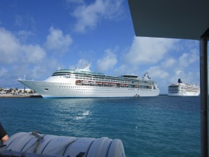 Bermuda Cruise ship