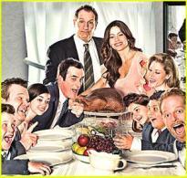 Thanksgiving Modern Family