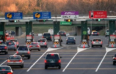 parkway toll booth