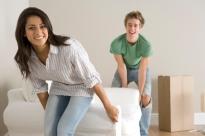 moving furniture