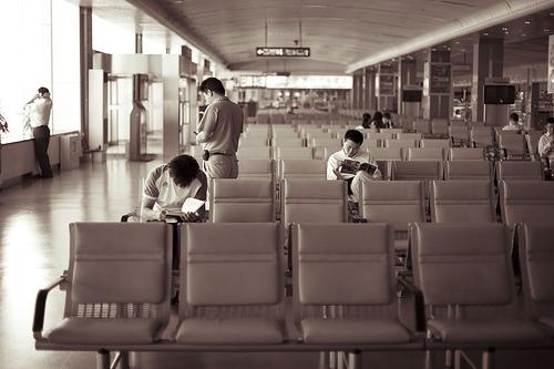 waitingatairport