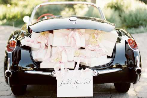 Car-Wedding