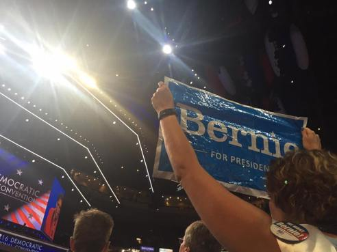Bernie sign at DNC.jpg