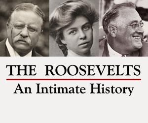 The Roosevelts by Ken Burns